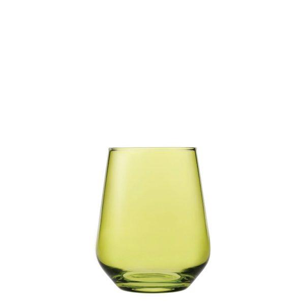 ALLEGRA GREEN WATER SET/6 425CC 11CM P/768