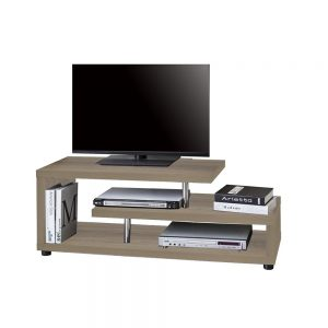 SWIVEL TV STAND SONOMA 120x38xH44cm