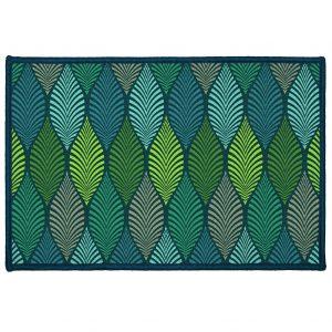 ΟΡΘΟΓΩΝΙΟ ΧΑΛΑΚΙ 40 x 60 CM PRINTED WINTER GREEN