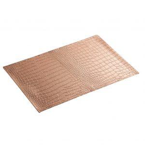 ΣΟΥΠΛΑ 30 x 45 CM PVC CROCO COPPER