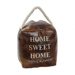 """DOOR STOP """"HOME SWEET HOME"""" ΚΑΦΕ"""
