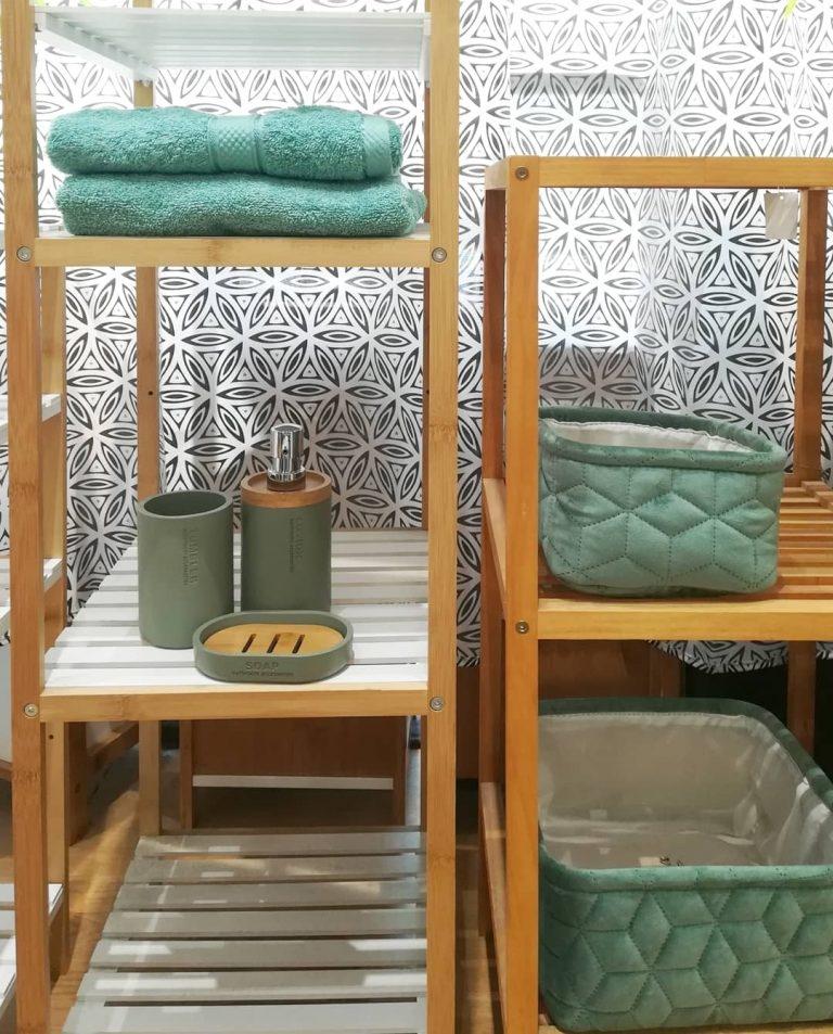 Κατάστημα Αξεσουάρ Μπάνιου & Ειδών Αποθήκευσης