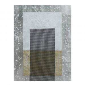 ABSTRACT HANDMADE ΠΙΝΑΚΑΣ 76x100x3,5cm
