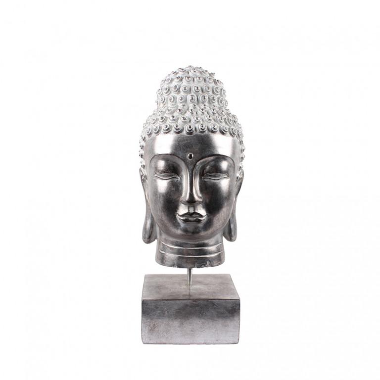 BUDAI ΔΙΑΚΟΣΜΗΤΙΚΟΣ ΒΟΥΔΑΣ ΑΣΗΜΙ 17,5x19xΥ41,5cm
