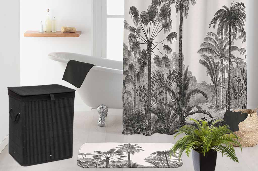 bath Cali Palm slider
