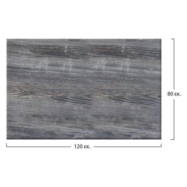 ΕΠΙΦΑΝΕΙΑ ΤΡΑΠΕΖΙΟΥ 573 120x80 ΣΕ OLD PINE FB95630.04