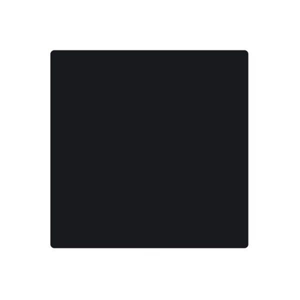 ΕΠΙΦΑΝΕΙΑ ΤΡΑΠΕΖΙΟΥ HPL 60X60 ΜΑΥΡΗ FB95160.03