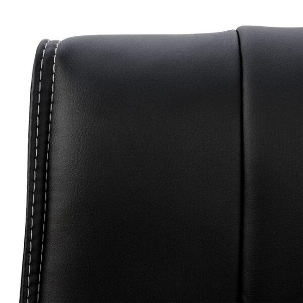 ΚΑΡΕΚΛΑ ΓΡΑΦΕΙΟΥ ΔΙΕΥΘΥΝΤΙΚΗ FB91092.01 ΜΑΥΡΗ 50x69x118,5 cm