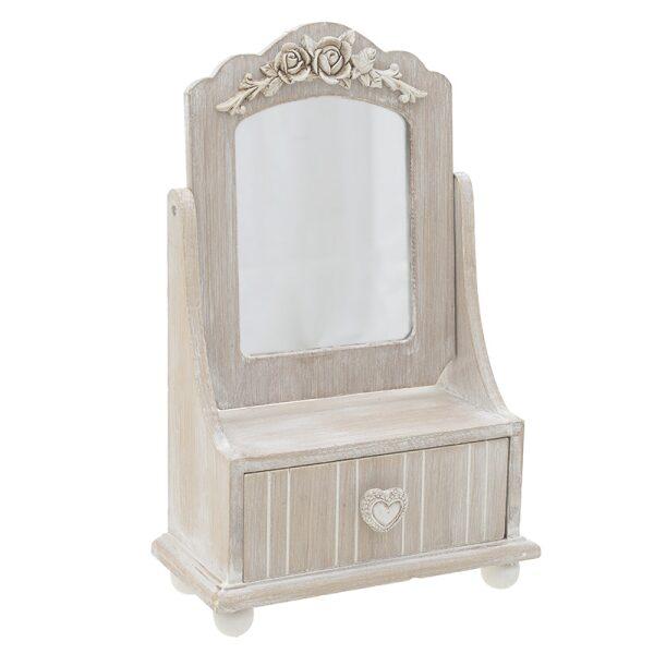 Μπιζουτιέρα Με Καθρέπτη