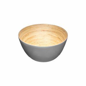 Grey | Bamboo, ΣΑΛΑΤΙΕΡΑ 17CM ΜΠΑΜΠΟΥ ΓΚΡΙ 17x7.5cm