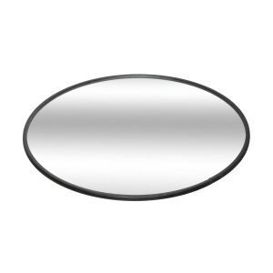 ROUND, ΚΑΘΡΕΦΤΗΣ - ΔΙΣΚΟΣ ΚΕΡΙΩΝ ΜΕΤΑΛΛΙΚΟΣ ΜΑΥΡΟΣ D20cm