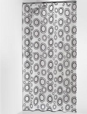 Κουρτίνα Μπάνιου Circolo 180x200