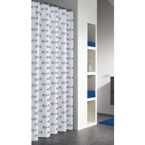 Κουρτίνα Μπάνιου Nemo Blue 180x200