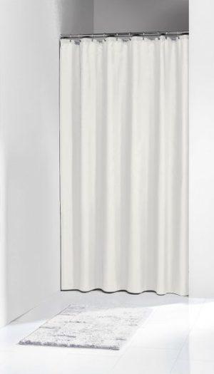 Κουρτίνα Μπάνιου Granada White 180x200