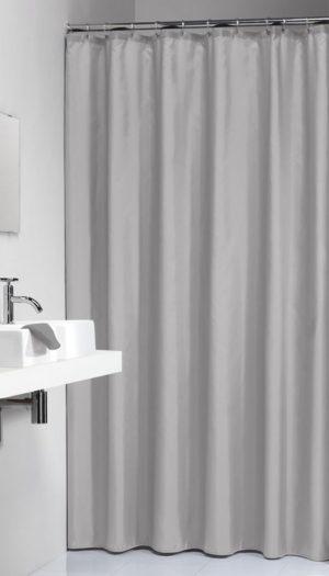 Κουρτίνα Μπάνιου Granada Light Grey 180x200