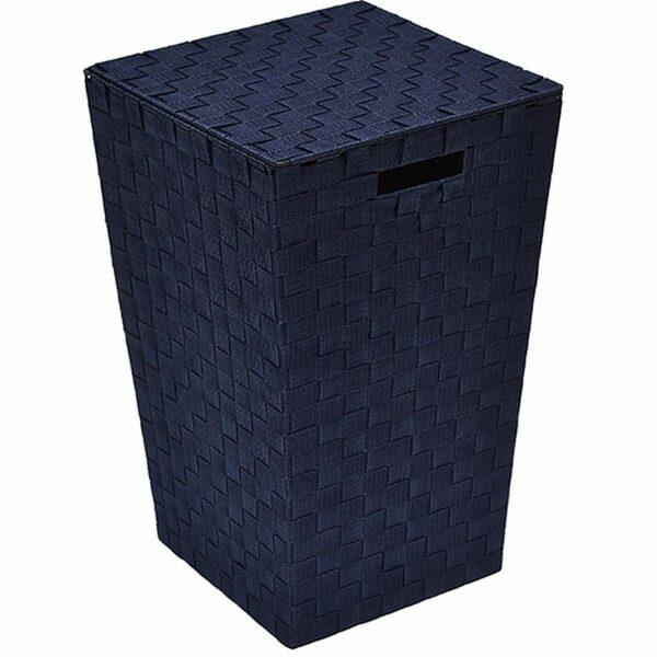 PLEXI BLUE,  ΚΑΛΑΘΙ ΑΠΛΥΤΩΝ ΠΛΕΚΤΟ 33x33x53cm